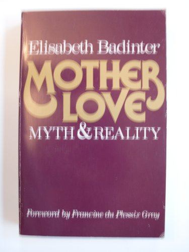 9780020483502: Mother Love