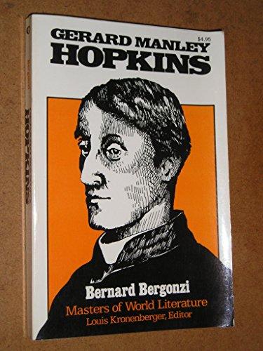 9780020485902: Gerard Manley Hopkins