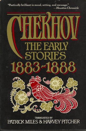 9780020493907: Chekhov- the Early Stories- 1883-1888