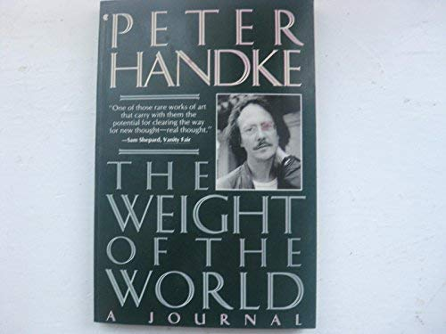 9780020514909: The Weight of the World