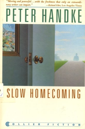 9780020515302: Slow Homecoming