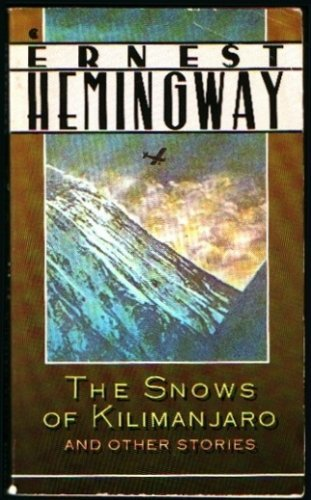 9780020518303: The Snows of Kilimanjaro and Other Stories