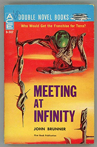 9780020524007: Meeting At Infinity