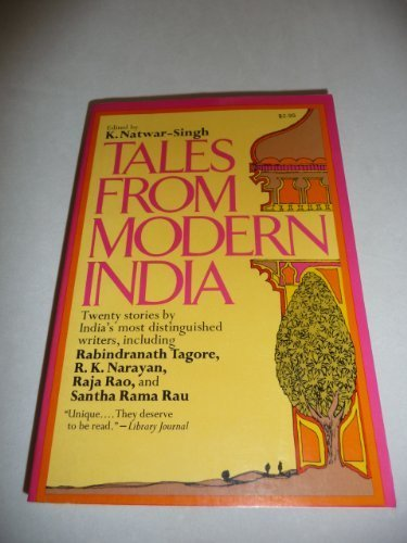 9780020530008: Tales from Modern India