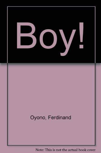 9780020532002: Boy!