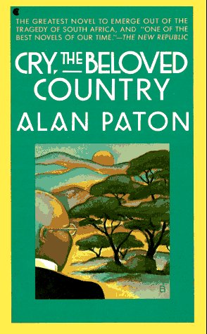 9780020532101: Cry, The Beloved Country (A Scribner Classic)