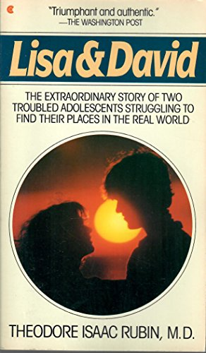 9780020535706: Lisa and David: Extraordinary Story of Two Troubled Adolescents Struggling to Find Their Places in the Real World