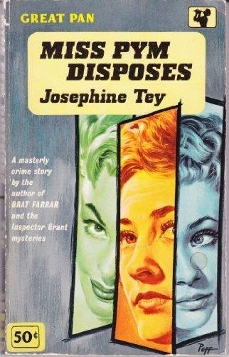9780020545408: Miss Pym Disposes