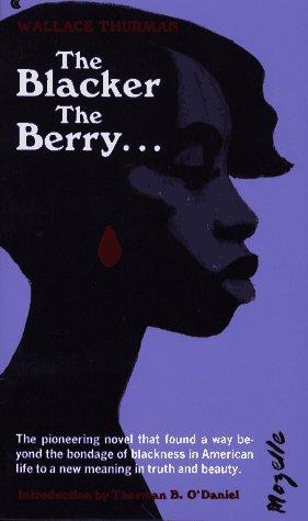 9780020547501: Blacker the Berry...