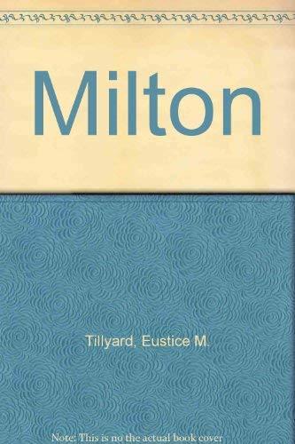 9780020548102: Milton