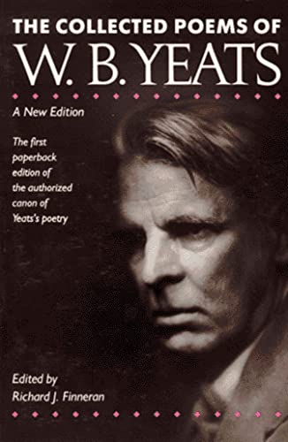 9780020556503: The Collected Poems of W.B. Yeats