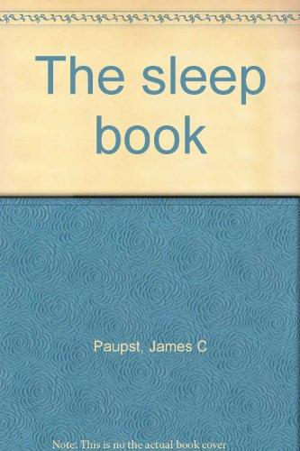 9780020596806: The sleep book