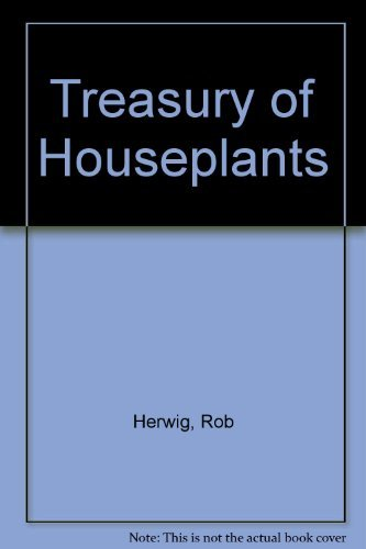 9780020631200: Treasury of Houseplants