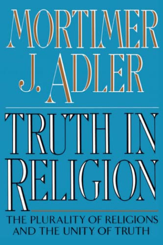 9780020641407: Truth in Religion: The Plurality of Religions and the Unity of Truth, an Essay in the Philosophy of Religion