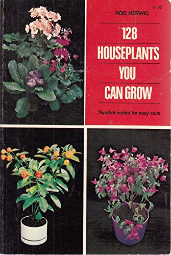 9780020654209: 128 More Houseplants You Can Grow