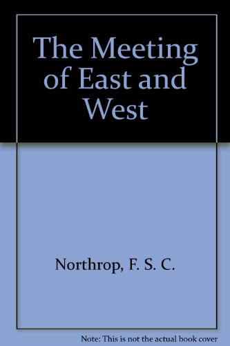 9780020667100: Meeting of East and West