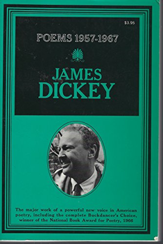 9780020693208: James Dickey Poems 1957-1967