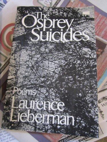 9780020697909: Osprey Suicides