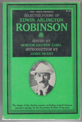 9780020705307: Selected Poems of Edwin Arlington Robinson