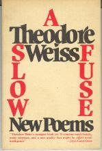 9780020710400: Slow Fuse: New Poems