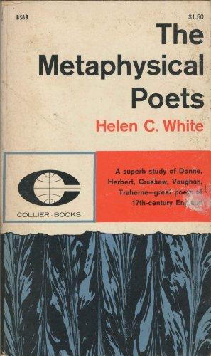 9780020712107: Metaphysical Poets