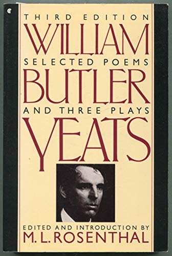 9780020715603: Selected Poems and Three Plays of William Butler Yeats