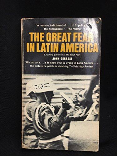9780020734109: Great Fear in Latin America