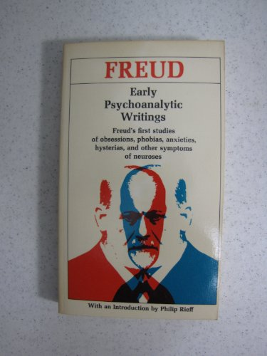 9780020763000: Early Psychoanalytic Writings