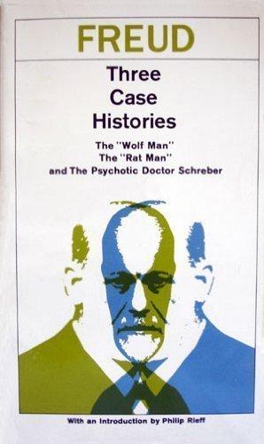 Freud: Three Case Histories: Freud, Sigmund