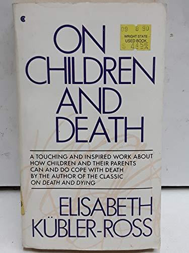 9780020766704: On Children and Death