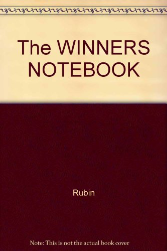 9780020778103: Title: The Winners Notebook
