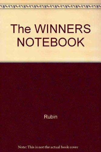 9780020778103: The WINNERS NOTEBOOK
