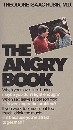 The Angry Book: Rubin, Theodore Isaac