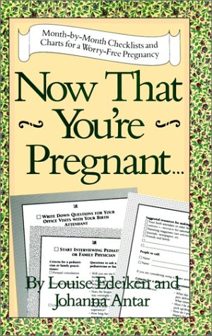9780020790310: Now That You're Pregnant