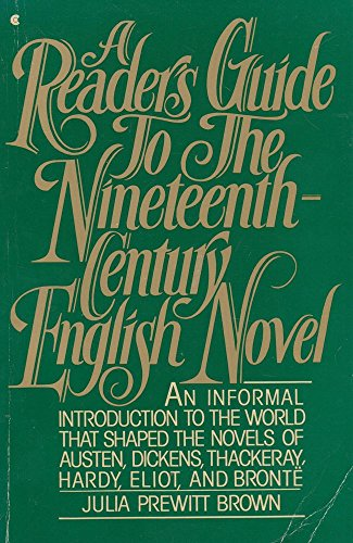 9780020795605: A Reader's Guide to the Nineteenth-Century English Novel