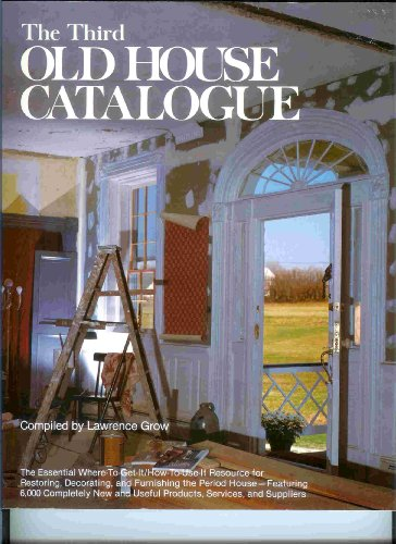 9780020800507: The THIRD OLD HOUSE CATALOG