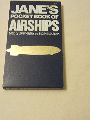 9780020803300: Jane's Pocket Book of Airships