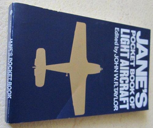 9780020803904: Jane's Pocket Book of Light Aircraft