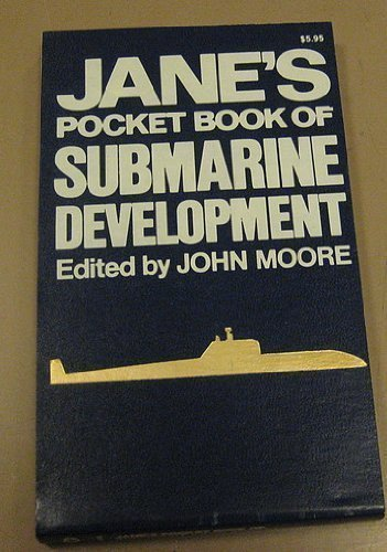 9780020804208: Jane's Pocket Book of Submarine Development
