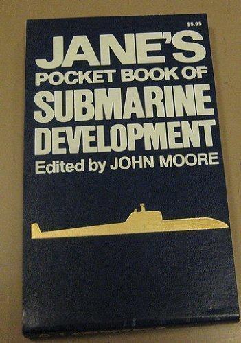 9780020804208: Jane's Pocket Book of Submarine Development