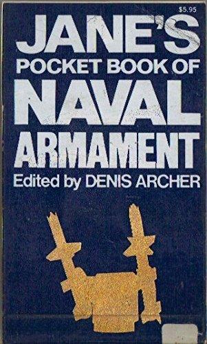 9780020804406: Jane's Pocket Book of Naval Armament