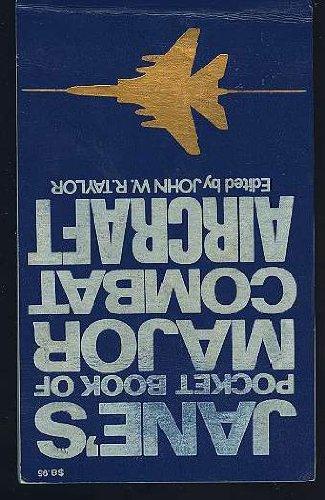 9780020804703: Jane's Pocket Book of Major Combat Aircraft