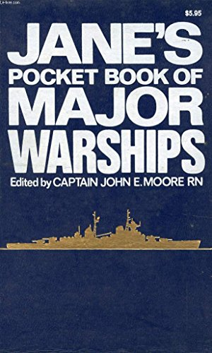 9780020805205: Jane's Pocket Book of Major Warships