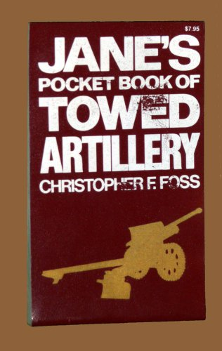 9780020806004: Jane's Pocket Book of Towed Artillery