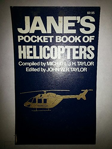 9780020806806: Jane's pocket book of helicopters