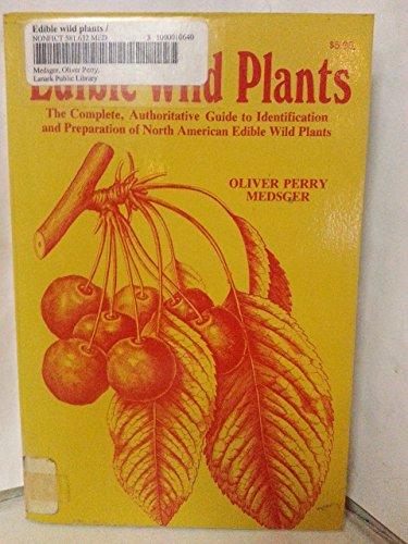 9780020809104: Edible Wild Plants