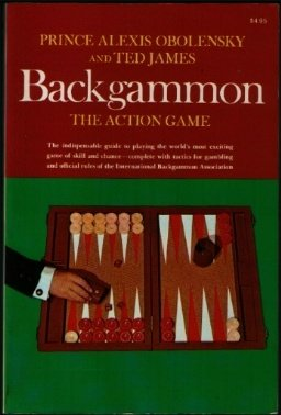 9780020810308: Backgammon: The Action Game