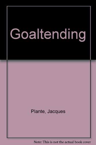 9780020811206: Goaltending
