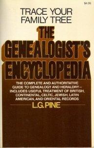Genealogist's Encyclopedia: Pine, L. G.