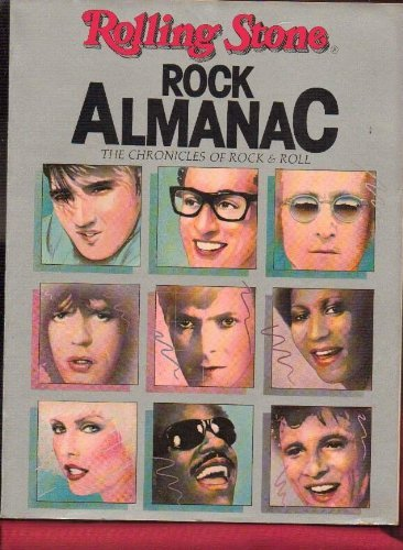 Rolling Stone Rock Almanac: The Chronicles of: Rolling Stone (San